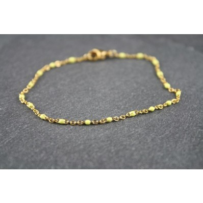 SMALL - Gold Gelb
