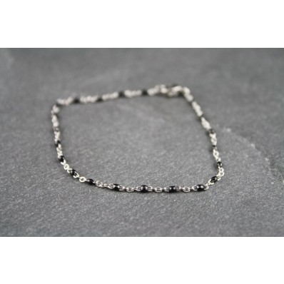 Small - Silber Black