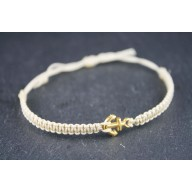Armband Nude - Anker Gold
